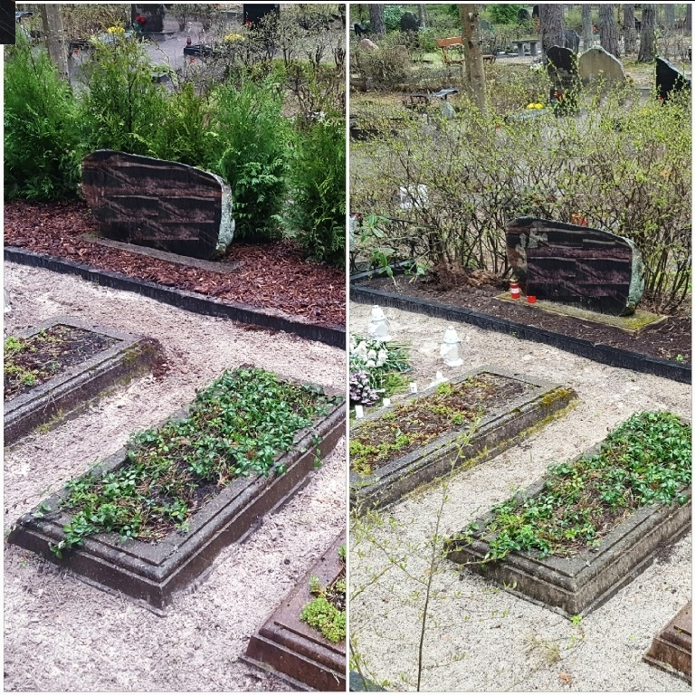 Уход за захоронениями и благоустройство могил в Юрмале и Риге