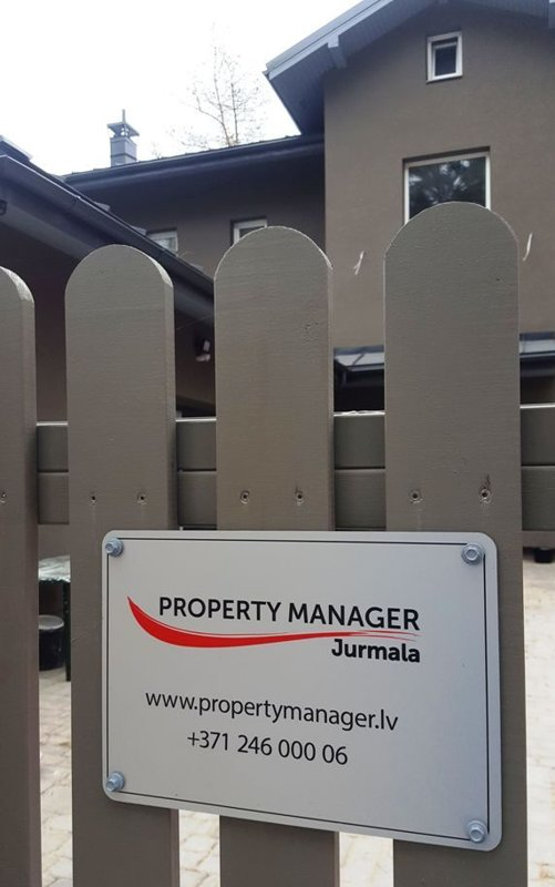 Property Manager Jurmala office