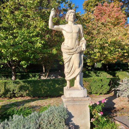 Vatican gardens - Giardini Vaticani - Сады Ватикана - Vatikāna dārzi