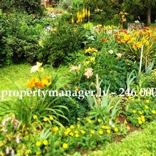 садовник в Юрмале