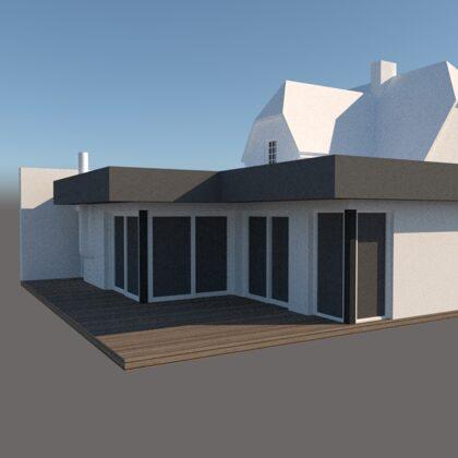 Проектирование домов и пристроек - māju un piebūvju projektēšana
