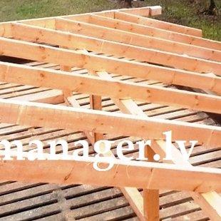 Все работы по крышам в Юрмале