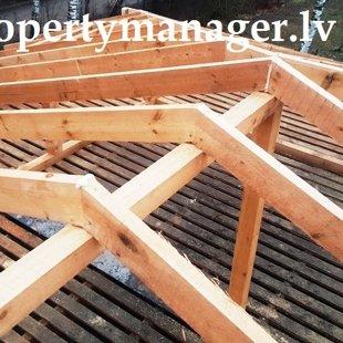 Все работы по крышам