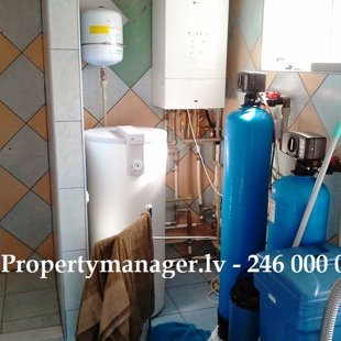 установка и обслуживание водоснабжения